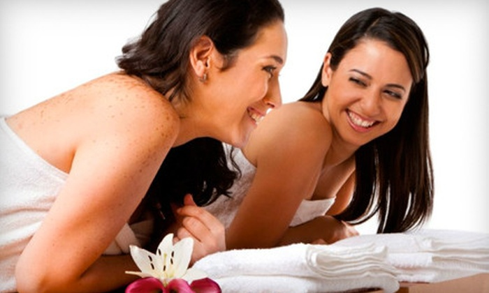 Beauty and Beyond Personal Enhancement Center - West Arlington: Massage for One or Two at Beauty and Beyond Personal Enhancement Center in Arlington (Up to 59% Off)