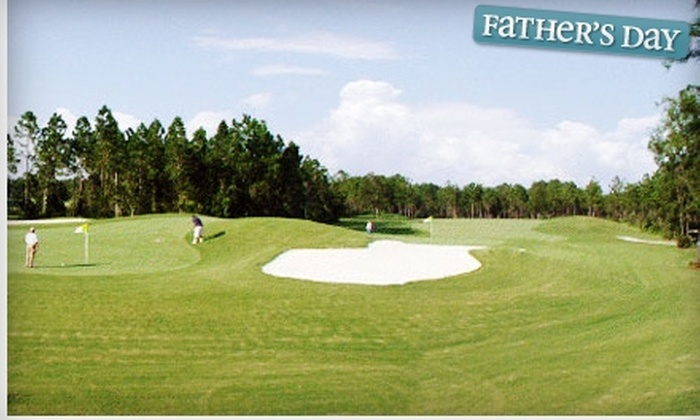 Soldiers Creek Golf Club - Elberta: 18 Holes of Golf for Two and Range Balls in the Afternoon or Morning at Soldiers Creek Golf Club