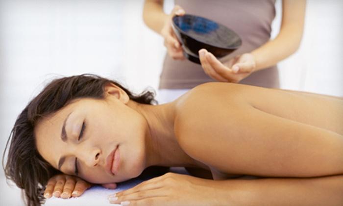 A Massage Palace & Spa - Wichita: Swedish Relaxation Massage, Deep Tissue or Sports Massage, Candle Flame Massage, or Hot Stone Massage at A Massage Palace & Spa (Up to 53% Off)