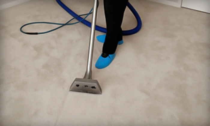 CleanFresh Carpet & Upholstery Cleaning - Woodlawn: $50 for Carpet Cleaning for Two Rooms from CleanFresh Carpet & Upholstery Cleaning ($188 Value)