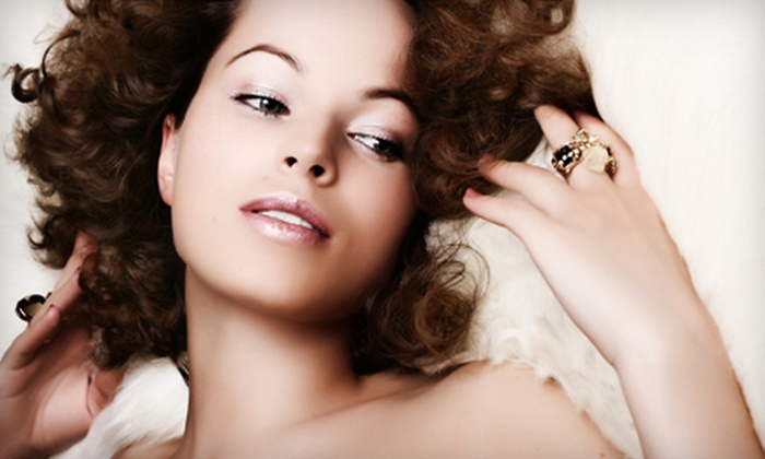 Allure Hair Designs & Mini Spa - Wexford: $25 for $55 Worth of Hair Services at Allure Hair Designs & Mini Spa in Wexford