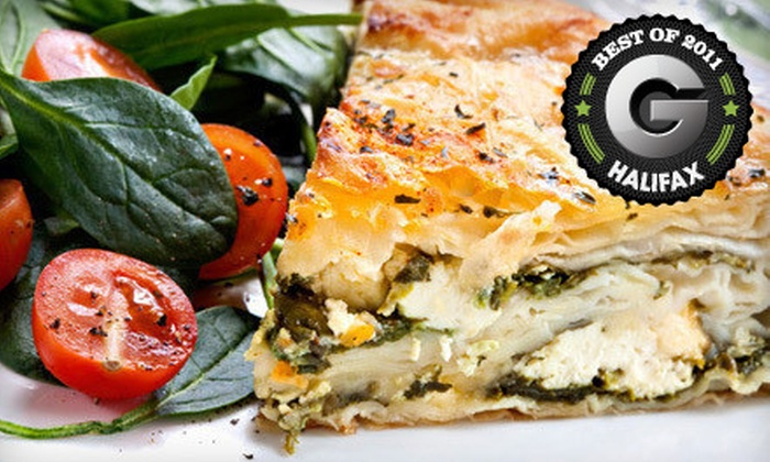 Athens Restaurant - West End: $15 for $30 Worth of Greek Fare at Athens Restaurant
