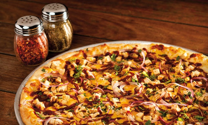 Del Mar Pizza - Del Mar: $10 for $20 Worth of Pizza, Pasta, and Sandwiches at Del Mar Pizza
