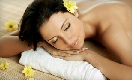 90-Minute Detox Spa Package (a $159 value) - The Body Wrap Spalon in Oklahoma City