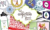 Half Off at Confections by Shara's Paperie