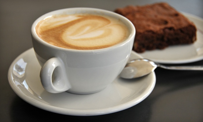 River City Coffee - Austin: Café Fare or Five 16-Ounce Drip Coffees at River City Coffee (Up to 53% Off)