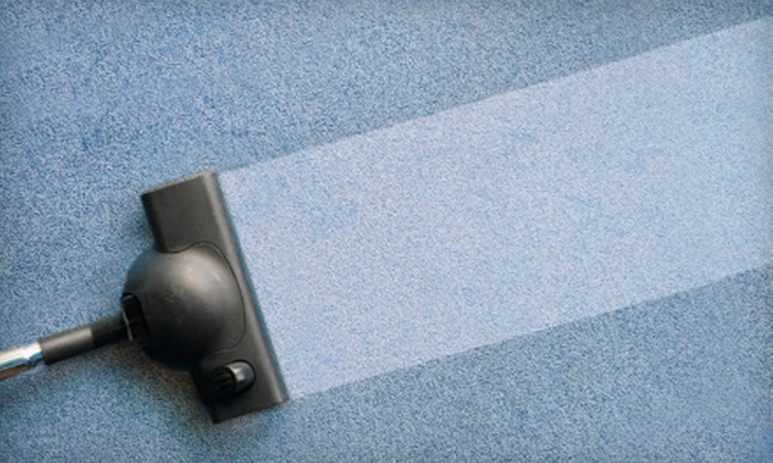 Commercially Clean - North Star: $69 for Three Rooms of Carpet Cleaning from Commercially Clean ($175 Value)