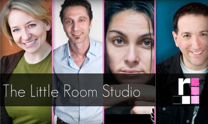 The Little Room Studio - Mid-Wilshire: $59 for a Professional Photo Shoot, Image CD, and Retouched 8x10 Print from The Little Room Studio