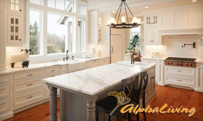 Alpha Living - Midtown Center: $59 for Two Hours of Green Home-Cleaning Services from Alpha Living ($120 Value)