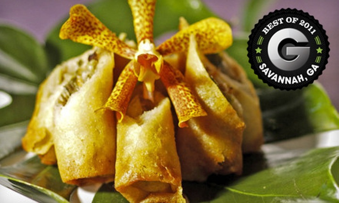 King and I  - Oakdale: $15 for $30 Worth of Thai Cuisine at King and I