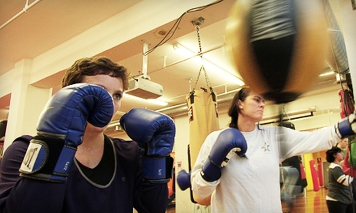 Executive Boxing Chicago - Chicago: $33 for Three Boxing Classes at Executive Boxing Chicago ($75 Value)