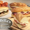 $4 for Subs at DiBella's Old Fashioned Submarines