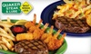 Quaker Steak & Lube - Van Buren: $12 for $25 Worth of Wings, Burgers, and More at Quaker Steak & Lube