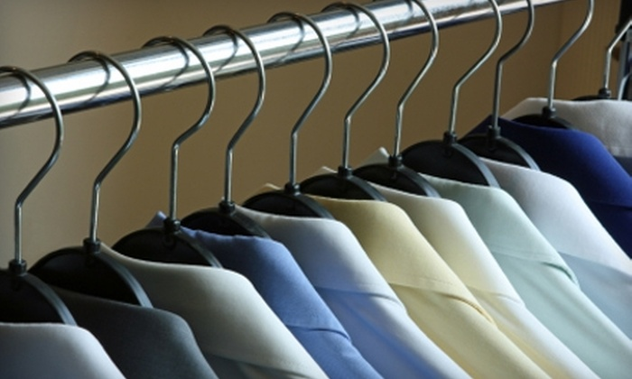 Executive Dry Cleaners - Belltown: $18 for $38 Worth of Dry Cleaning at Executive Dry Cleaners
