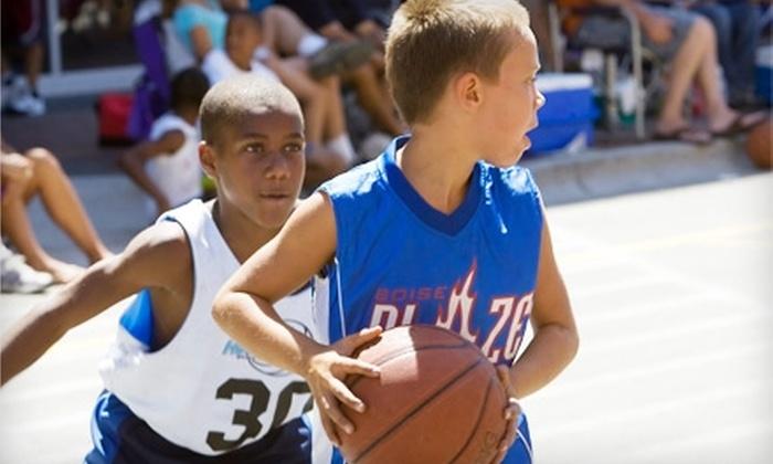 Bam Jam basketball tournament: $70 for One Team Registration to Bam Jam Basketball Tournament (Up to $140 Value)