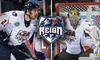 Ontario Reign  - Ontario: $20 for Two Tickets and Parking to the Ontario Reign vs. Idaho Steelheads Game ($45 Value). Buy Here for January 31, 2010, at 5 p.m. See Below for Additional Ontario Reign Games.