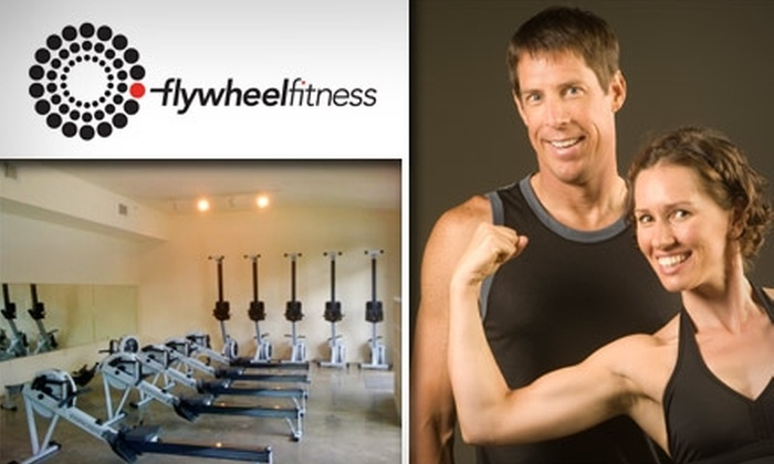 Flywheel Fitness - South Lamar: $35 for Five Rowing and Spinning Classes at Flywheel Fitness