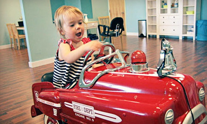 Trimmings - Falmouth: Child's Basic Haircut or Child's Shampoo, Haircut, and Blow-Dry at Trimmings in Falmouth (Up to 53% Off)