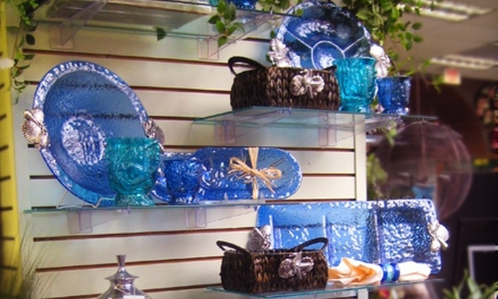 Dodds & Eder - Oyster Bay: $20 for $40 Worth of Home Décor, Accessories, and Gifts at Dodds & Eder in Oyster Bay