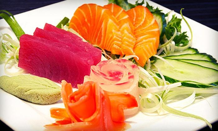 Sushi Kai - Midtown Toronto: Sushi Dinner for Two or Four at Sushi Kai (Up to 66% Off)
