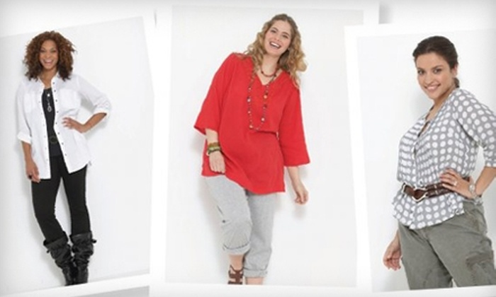 WomanWithin.com: $25 for $50 Worth of Clothing and More from WomanWithin.com