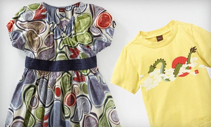 My Kids A La Mode - Northeast Leon: $30 for $60 Worth of Designer Children's Apparel and Accessories at My Kids A La Mode
