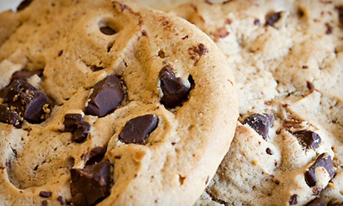 Just Cookies - Bellemeade Bayard Park: $6 for a Dozen Cookies at Just Cookies ($12.96 Value)