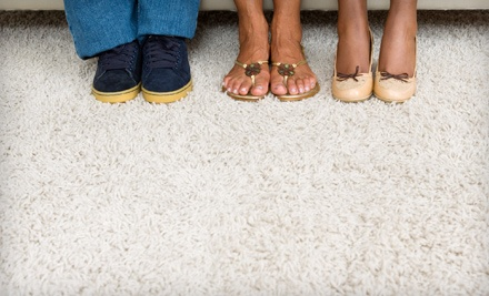 3 Areas of Carpet Cleaning (up to a $99 value) - Chem-Dry by Wisdom in
