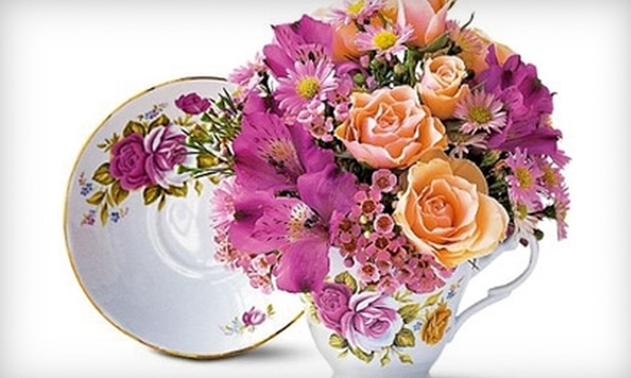 Tarrytown Floral Designs - Tarrytown: $25 for $50 Worth of Floral Arrangements at Tarrytown Floral Designs