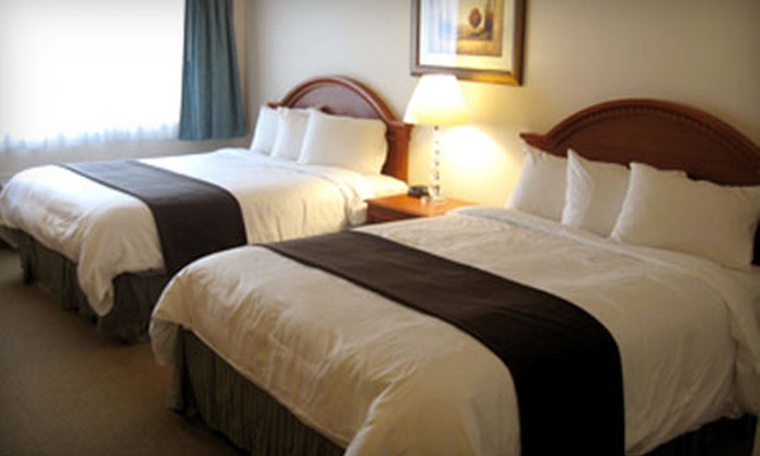 Best Western Inn at the Meadows - Portland: $49 for a King or Two Queen Room at Best Western Inn at the Meadows