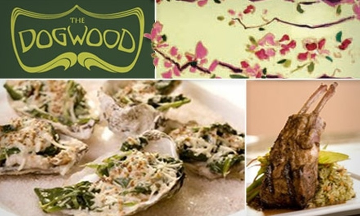 The Dogwood - Hampden: $20 for $40 Worth of Sustainable American Fare at The Dogwood