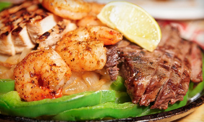 Molcas Mexican Restaurant - Spicewood Office Park: $10 for $20 Worth of Mexican and Tex-Mex Fare at Molcas Mexican Restaurant
