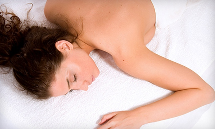 Natural Health Center - South Sarasota: 60- or 90-Minute Deep-Tissue Massage at Natural Health Center in Sarasota