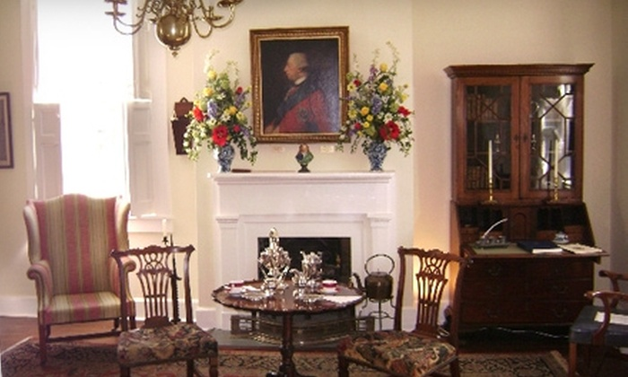 Conde-Charlotte Museum House - Central Business District: $5 for Two Adult Tickets to Condé-Charlotte Museum House ($10 Value)