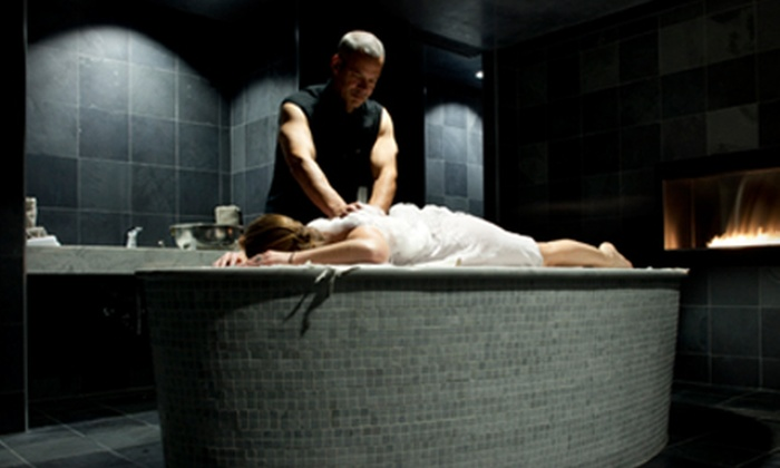Valeo - Loop: 90-Minute Spa Package or One Month of Sauna Access at Valeo in the JW Marriott