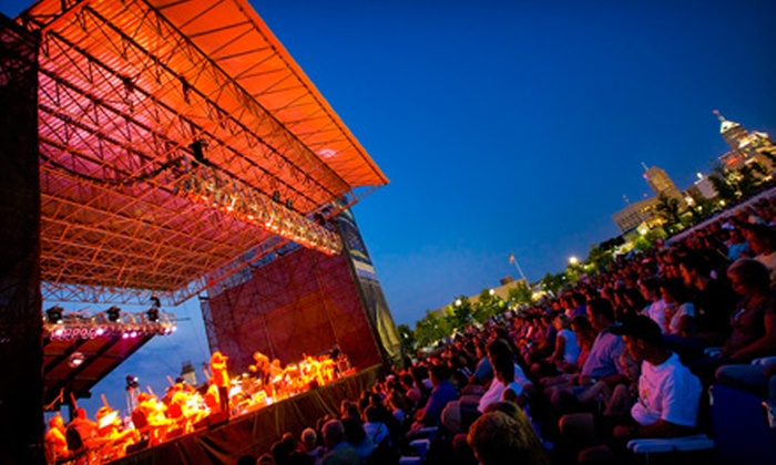 Guster and Jack's Mannequin - Downtown Indianapolis: One Ticket to See Guster and Jack's Mannequin at The Lawn at White River State Park on August 29 at 7 p.m.