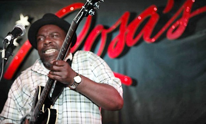 Rosa's Lounge - Logan Square: Blues Outing with One Ticket and Drink at Rosa's Lounge (Up to 53% Off). 11 Shows Available.