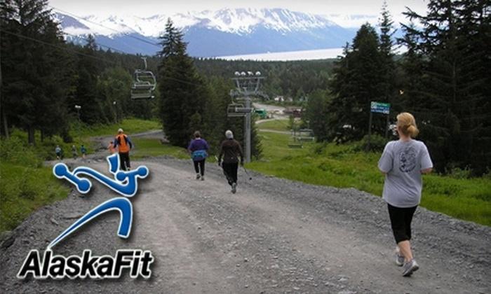 AlaskaFit Boot Camp - Taku / Campbell: $79 for a Four-Week Boot Camp from AlaskaFit Boot Camp ($254 Value)