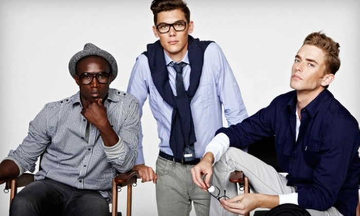 Five Four: $17 for $35 Worth of Men's Clothing and Accessories from Five Four