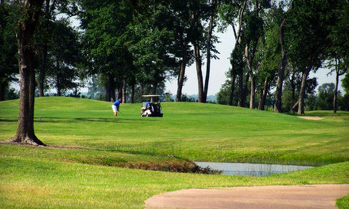 Pecan Lakes Golf Club - Navasota: Golf Outing with Cart Rental for One, Two, or Four at Pecan Lakes Golf Club in Navasota