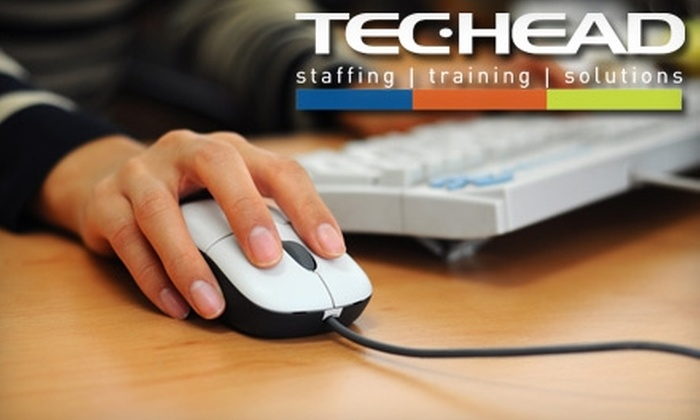 Techead - Shockoe Bottom: $179 for a One-Day Class to Learn Adobe Illustrator, InDesign, Photoshop, Flash Catalyst, or Acrobat at Techead ($425 Value)