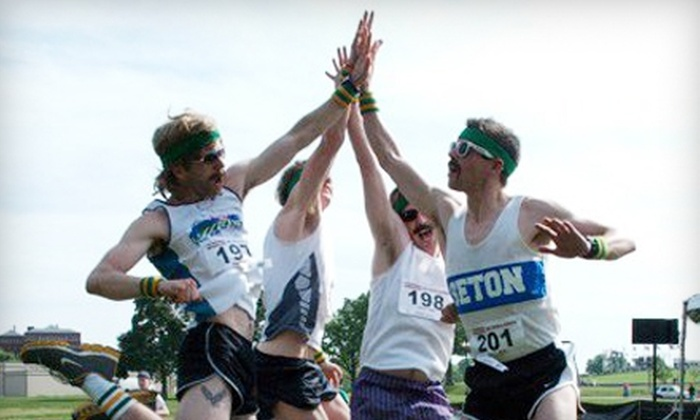 Boston Challenge: The Ultimate Urban Scavenger Race - Fenway/Kenmore: $20 for Entry to Boston Challenge: The Ultimate Urban Scavenger Race on July 30 from Challenge Nation ($50 Value)