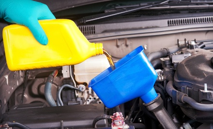 Synthetic Blend Oil Change and Wiper-Blade Replacement (a $60 value) - Advanced Automotive  in West Chester