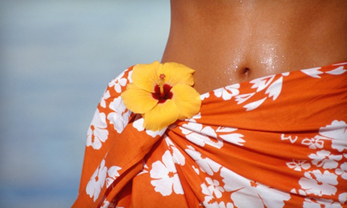 Soleil Tanning and Boutique - Harlan Heights: One or Three Spray Tans or One Month of UV Tanning or Red-Light Therapy at Soleil Tanning and Boutique (Up to 56% Off)