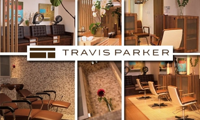 Travis Parker - Village: $50 for $125 Worth of Hair Services at Travis Parker