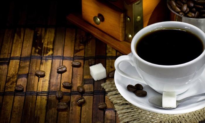 Four Beans Coffeehouse - Batavia: $7 for $15 Worth of Coffee and Café Fare at Four Beans Coffeehouse in Batavia