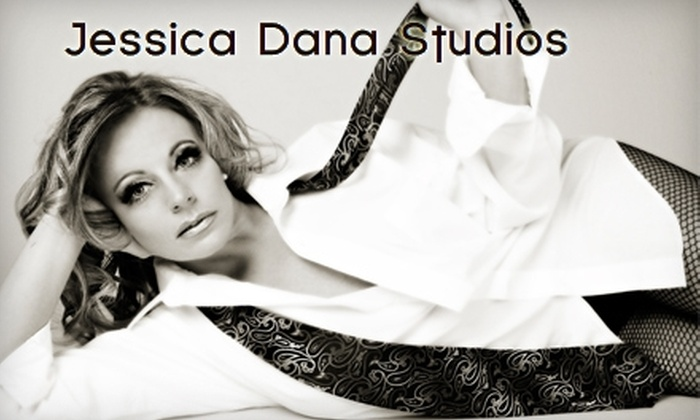 """Jessica Dana Studios - Lutz: $59 for One-Hour Boudoir Photography Session and One 8""""x10"""" Retouched Print and Digital File at Jessica Dana Studios ($260 Total Value)"""