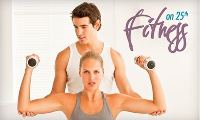 YWCA Fitness on 25th - City Park: $42 for 10-Pack of All-Access Gym Passes at YWCA Fitness on 25th ($85 Value)