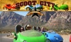 Scoot City Tours - Las Vegas: $110 for a Red Rock Canyon Tour for Two with Scoot City Tours ($238 Value)
