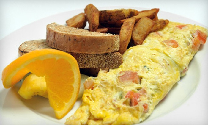 Boom Breakfast & Co. - Multiple Locations: Brunch Fare on Weekend Afternoons or All Day During the Week at Boom Breakfast & Co.